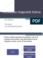Pendekatan Diagnostik Edema