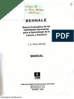 Manual de BEHNALE (1)