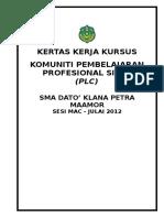 Kertas Kerja PLC 2015