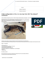 Initial Configuration of ALU or One Day From Life_ the Striped_ Contractor — IT Daily Blog, News, Magazine, Technologies