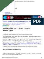 Alcatel-Lucent L2 VPN and L3 VPN Services – Part 2 (Service Types) _ Www.ipcisco