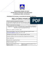 PROGRAMA INSTITUCIONAL VOLUNTÁRIO DE INICIAÇÃO CIENTIFICA