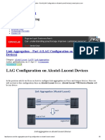 Link Aggregation – Part 4 (LAG Configuration on Alcatel-Lucent Devices) _ Www.ipcisco