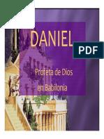 2 Daniel Profeta de Dios en Babilonia