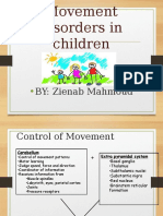 Abnormal Movements in Children powerpoint presentation