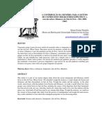 ARTIGO - A CONTRIBUIÇÃO DA MEMÓRIA PARA O ESTUDO DE UM PROCESSO IMIGRATÓRIO ESPECÍFICO -O caso dos sírios e libaneses em Juiz de Fora – (1890-1940).pdf