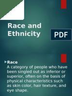 Race Powerpoint