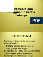jenis skizofrenia