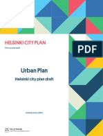 Helsinki City Plan the City Plan Draft