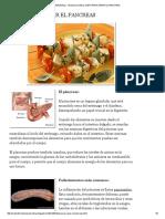 Malinalli · Herbolaria Médica_ Dieta Para Sanar El Pancreas