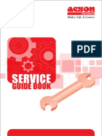 Acson Service Guide Book 2012