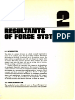 Resultants of Force Systems