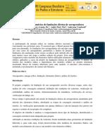 FUNDAÇÕES - Análise de Fundações Diretas Para Aerogeradores