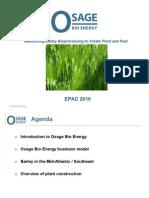 CraigShealy EPAC Presentation
