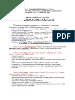 Regulament Eminescu 2017