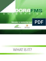 Pandora Technical en April2012
