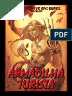 Street Fighter RPG - Armadilha Turista