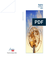 SingPost Annual Report 2002-03