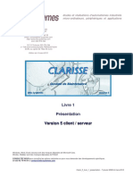 Claris 5 Livre 1 Presentation