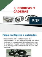Fajas Correas y Cadenas 2