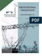 Catalogo Prov Industrias Arruti En