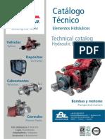 Catalogo Tecnico Hidraulico