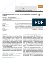 Omri & Nguyen (2014) - On the Determinants of Renewable Energy Consumption - International Evidence