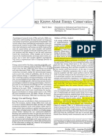 Stern (1992) - What Psychology Knows About Energy Conservation