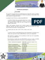 sena Actividad 3  microfinanzas