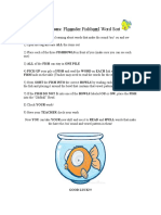 fishbowl game directions
