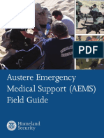 DHS Austere EMS Field Guide