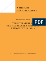 (A History of Indian literature) David Seyfort Ruegg-The Literature of the Madhyamaka School of Philosophy in India-Harrassowitz (1981) (1).pdf