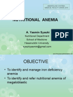 Nutritional Anemia-Apr 2015