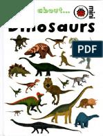 Ladybird MINI - Mad about.. Dinosaurs.pdf