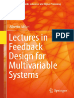 Lectures in Feedback Design for Multivariable Systems-Springer International Publishing (2017)