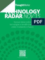 Technology Radar Nov 2015 Pt