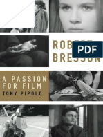 Robert Bresson - A passion for film  - Tony Pipolo.pdf