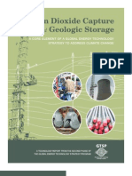Captura de Dióxido de Carbono y Almacenamiento Geológico