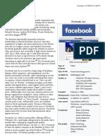 Facebook Letter | Facebook | Privacy