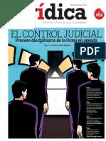 EL CONTROL JUDICIAL