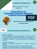 Curso Basico de Seguridad Industrial (Resumen)