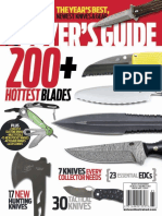 No.08.2013 Knives Illustrated - Buyer's Guide