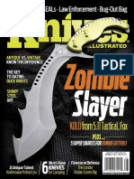 No.05.2013 Knives Illustrated - August