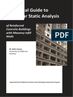 A Practical Guide to Nonlinear Static An