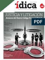 JUSTICIA Y LITIGACIÓN