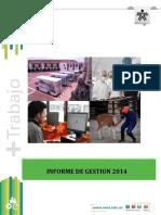 2014 Sena Gestion Humana