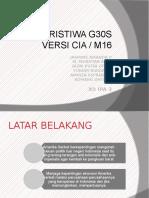 g30s CIA m16