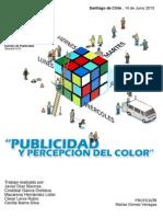Proyecto de Investigación- PERCEPCIÓN DEL COLOR Y PUBLICIDAD