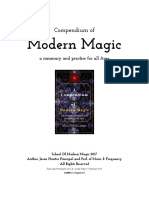 Compendium of Modern Magic Sample