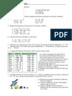 Ejercicios de Notación Científica.doc